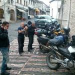 Gjirokaster, rodni grad Enver Hodže. Zgodna prilika de se malo prezalogaji...