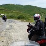 Treći dan smo krenuli dalje na jug. Na putu za Gjirokaster malo smo zalutali...