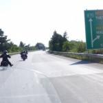 Putovali smo preko Đevđelije, Makedonije, a cilj je bio stići prije mraka u Užice