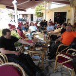 Nakon dva dana provedena u Albaniji, prešli smo u Grčku i ubrzo stigli u Sivotu, našu sledeću destinaciju