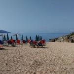 Sivota, plaža Mega Amos